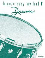 Breeze-Easy Method for Drums, Book 1 Sheet Music