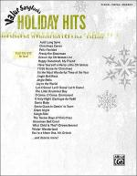 Value Songbooks -- Holiday Hits Sheet Music
