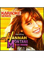 Disney's Karaoke Series - Hannah Montana: The Movie (Karaoke CDG) Sheet Music