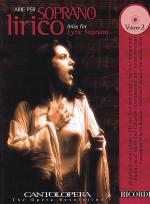 Arias For Lyric Soprano Vol. 2 Sheet Music