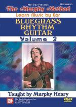 Bluegrass Rhythm Guitar, Volume 2 DVD Sheet Music