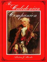 The Caledonian Companion Book/CD Set Sheet Music