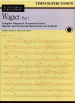 Wagner: Part 1 - Volume 11 Sheet Music
