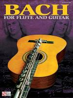 Bach for Flute and Guitar Sheet Music