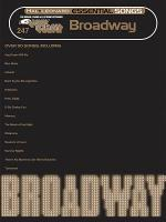 Essential Songs - Broadway Sheet Music