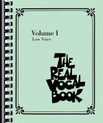 The Real Vocal Book - Volume I Sheet Music