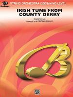 Irish Tune from County Derry Sheet Music
