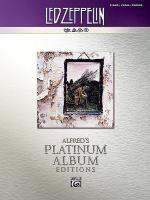 Led Zeppelin -- IV Platinum Sheet Music