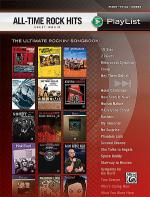 All-Time Rock Hits Sheet Music Playlist Sheet Music