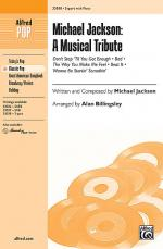 Michael Jackson: A Musical Tribute Sheet Music