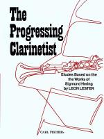 The Progressing Clarinetist Sheet Music