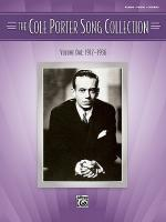 The Cole Porter Song Collection, Volume 1 Sheet Music
