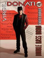 Virgil Donati -- Double Bass Drum Freedom Sheet Music