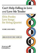 Elvis Presley - Love Songs for String Quartet Sheet Music
