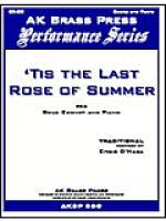 Tis the Last Rose of Summer Sheet Music