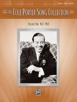 The Cole Porter Song Collection, Volume 2 Sheet Music