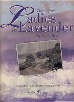 Ladies in Lavender for Violin and Piano Sheet Music
