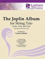 The Joplin Album for String Trio Sheet Music