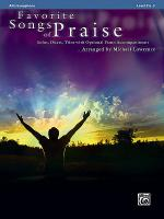 Favorite Songs of Praise (Solo-Duet-Trio with Optional Piano) Sheet Music