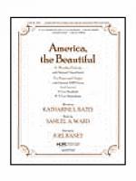 America, the Beautiful Sheet Music