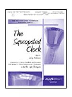 The Syncopated Clock Sheet Music