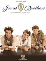 Jonas Brothers - Lines, Vines and Trying Times Sheet Music
