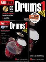FastTrack Drums Method Starter Pack Sheet Music