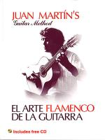 El Arte Flamenco De La Guitarra Sheet Music