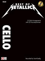 Best of Metallica for Cello Sheet Music