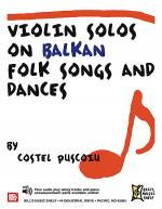 Violin Solos on Balkan Folk Songs and Dances Sheet Music