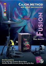 Cajon Method and Other Percussions - Fusion Book/DVD Set Sheet Music