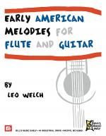 Early American Melodies for Flute and Guitar Sheet Music