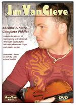 Jim Van Cleve - Become A More Complete Fiddler DVD Sheet Music
