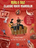 Just for Fun -- Classic Rock Mandolin Sheet Music
