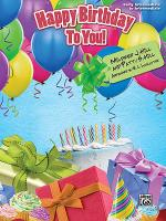Happy Birthday to You! Sheet Music
