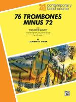 76 Trombones Minus 72 Sheet Music