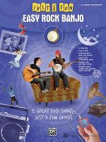 Just for Fun -- Easy Rock Banjo Sheet Music