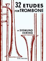 32 Etudes for Trombone Sheet Music