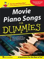 Movie Piano Songs for Dummies® Sheet Music