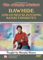 Rawhide and Other Blistering Banjo Favorites DVD Sheet Music