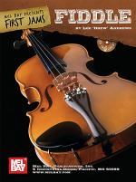 First Jams: Fiddle Book/CD Set Sheet Music