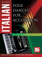 Italian Folk Dances for Accordion Sheet Music