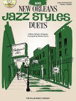 More New Orleans Jazz Styles Duets - Book/CD Sheet Music