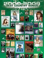 2000-2009 Best Country Songs Sheet Music