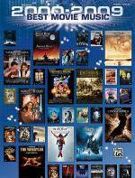 2000-2009 Best Movie Music Sheet Music