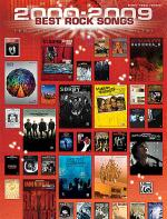 2000-2009 Best Rock Songs Sheet Music