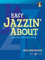 Easy Jazzin' About for Piano / Keyboard Sheet Music