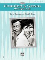 The Comden & Green Songbook Sheet Music