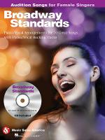 Broadway Standards - Audition Songs for Female Singers Sheet Music