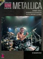 Metallica Legendary Licks Drums Sheet Music